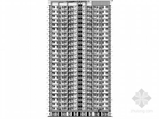 [重庆]artdeco风格高层住宅区规划设计方案图(含效果图)