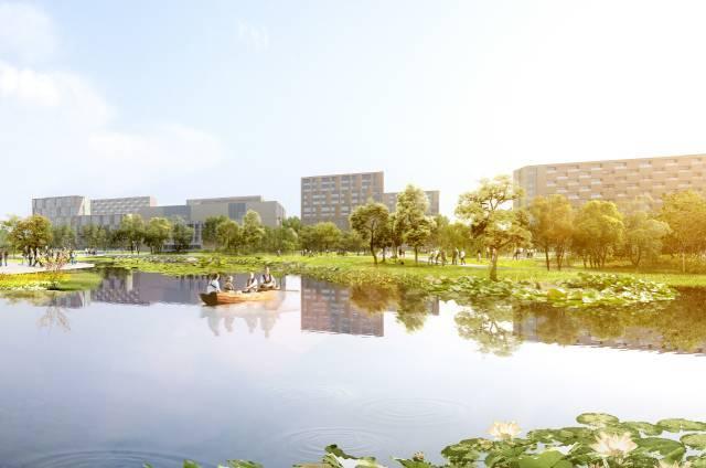 德国建筑大师操刀,西湖大学规划概念性方案设计惊艳亮相!_8