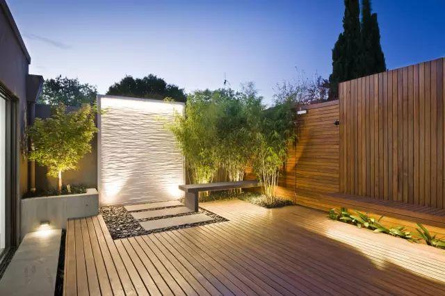 赶紧收藏!21个最美现代风格庭院设计案例_134