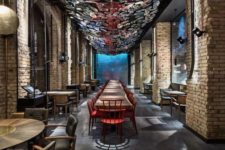 外国人设计的中餐馆竟也这么好看_15