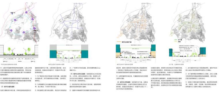 美丽乡村优雅竹城总体城市景观规划景观设计PDF(68页)