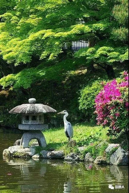 花园景观·石器小景_7