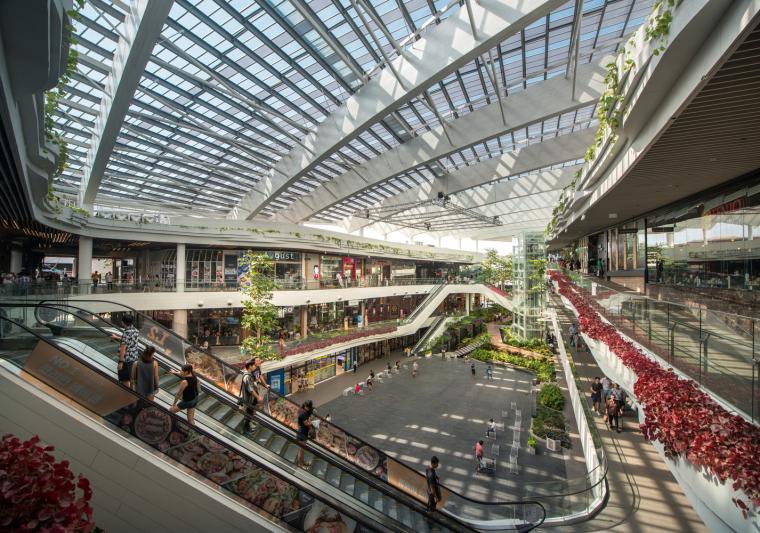 泰国Megabangna山谷购物中心实景图 (20)