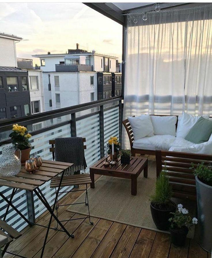 30个开放式阳台花园设计方案_31