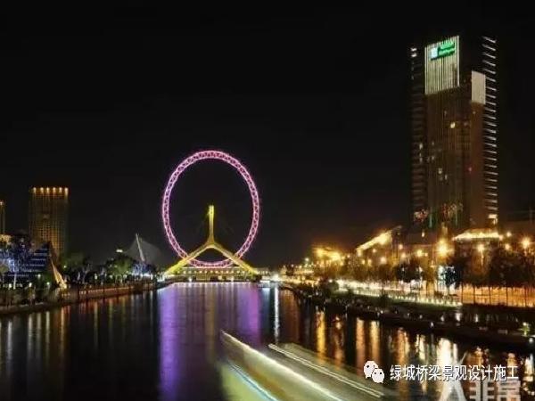 快来瞧一桥,天津的景观桥!要历史有历史,要颜值有颜值!
