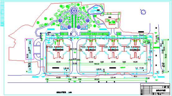 某高层商住两用建筑给排水施工图(包含给水、排水、消防)_5