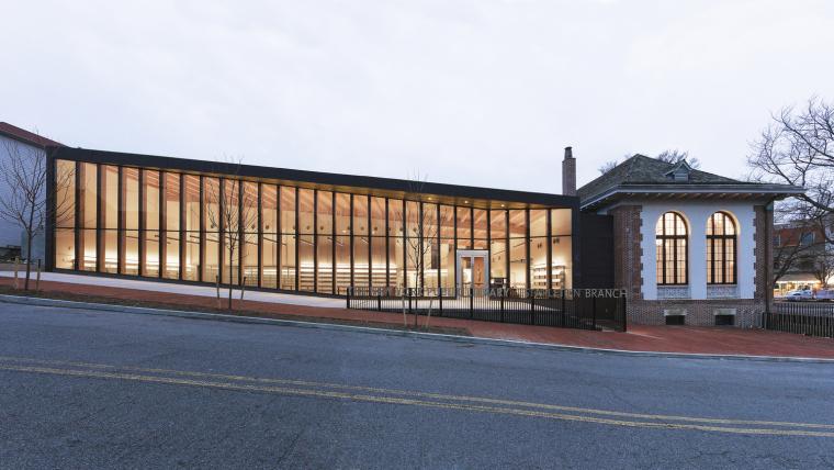 美国Stapleton图书馆