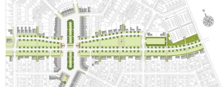 佛罗里达新城市主义社区公共景观设计_15