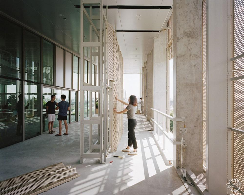 净能耗为零的开放建筑,为节能设计提供全新思路_4