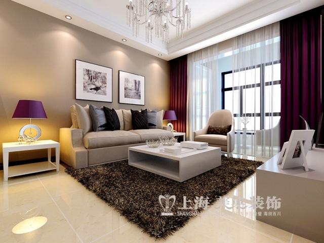 泰成悦府装修样板间效果图 品质生活美巢装饰