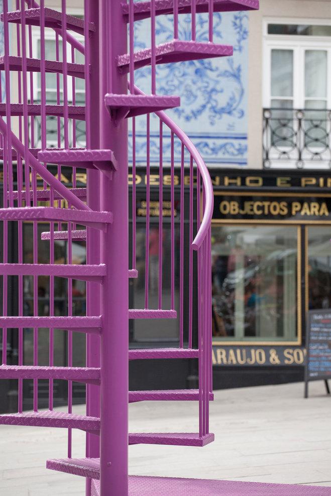 葡萄牙Tripod艺术装置_17