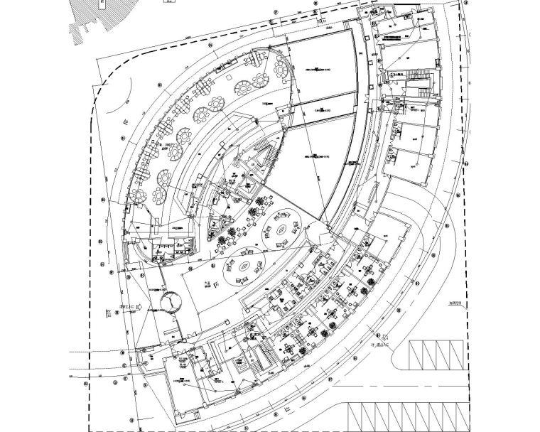 嘉定精品酒店电气施工图(10kv/0.4kv变配电,防雷与接地,二次原理图)_2