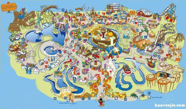 全欧独一无二的主题乐园你知道是什么吗?
