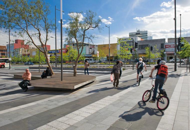 浅析城市街道空间景观规划设计(60套资料在文末)_11