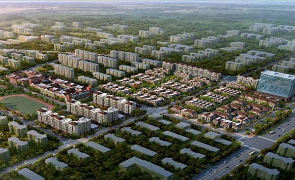 北京韩建良乡富喜良项目BIM应用
