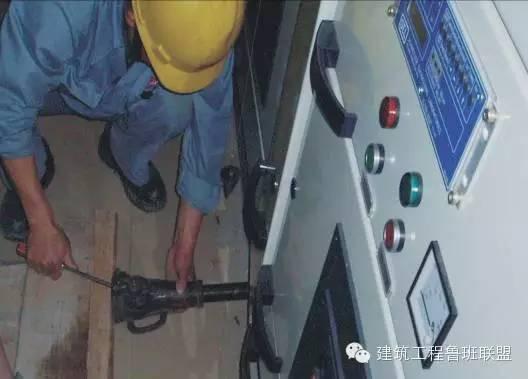 电气安装施工工艺实例解析