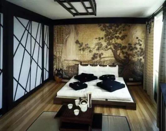室内设计丨日本向我们展望现代和极简主义卧室设计