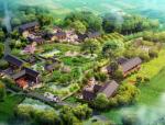 [四川]山野农耕田园旅游度假区特色小镇景观设规划计方案