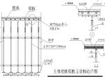 学校建筑工程承插式支模架施工方案