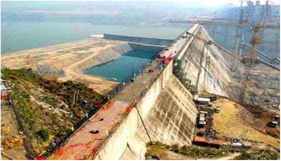 导流施工技术在水利工程中的应用_1