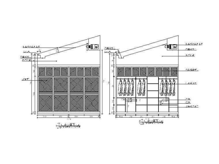 【贵州】地中海田园风格样板房设计CAD施工图(含效果图)_4