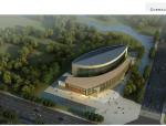 文化中心图书馆建筑设计方案