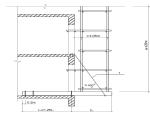 医院住院综合楼(脑瘫儿童医疗救助中心)建设项目悬挑脚手架施工方案