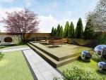 [重庆]龙樾湾新中式风格庭院景观设计