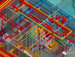 基于BIM技术实现建筑设备管线的协调
