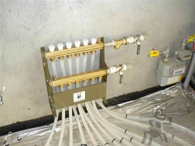 采暖工程器具安装工程量计算规则与方法
