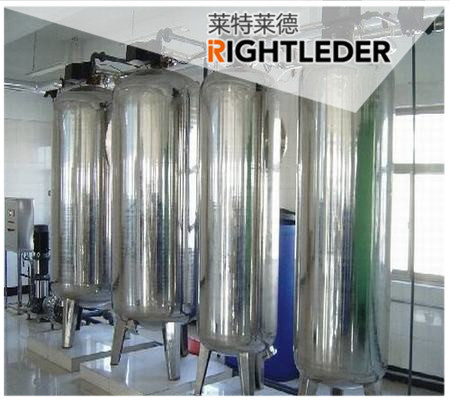 全自动软化水设备产品结构