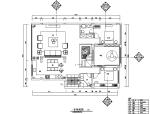 混搭风格二层别墅设计施工图(附效果图)