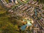 [广东]广州市萝岗区长岭居城市设计国际竞赛