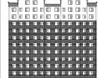 [宁夏]高层中式双塔住宅建筑施工图(含会所、商业、酒店建筑)