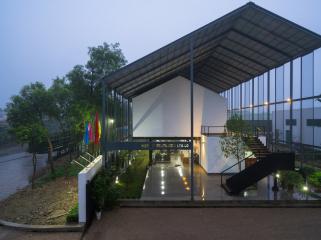 越南的办公建筑