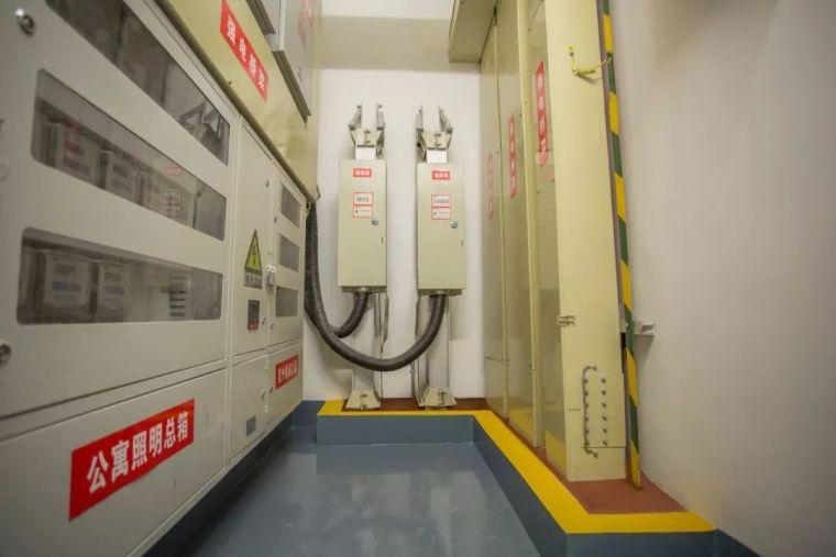 机电安装精品工程:三亚第一高楼_11