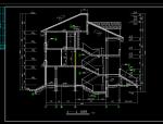 多层别墅建筑施工图