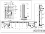 广东海天味业餐厅装修施工图(含90张施工图纸)