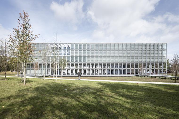 法国ENSAE学院巴黎萨克雷校区