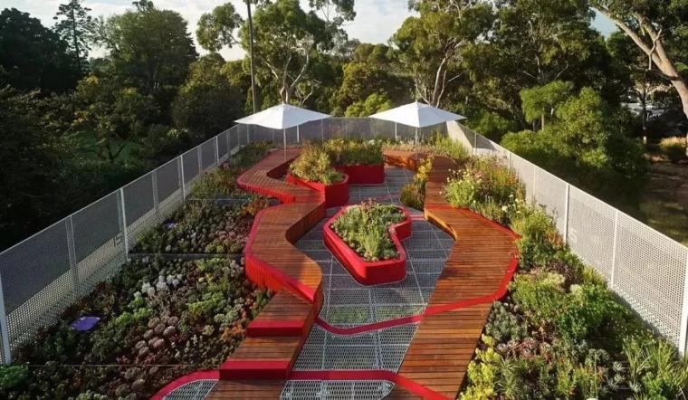 现代屋顶花园设计赏析_8