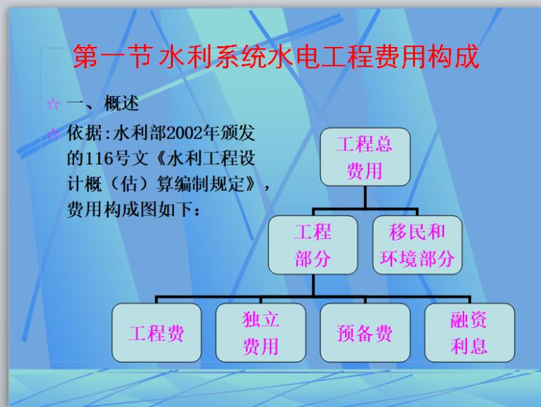 水利水电工程预算(完整版)_7