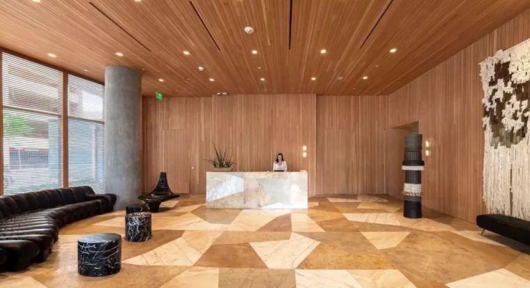 好莱坞的酒店公寓,奢华的画风都变了……_11