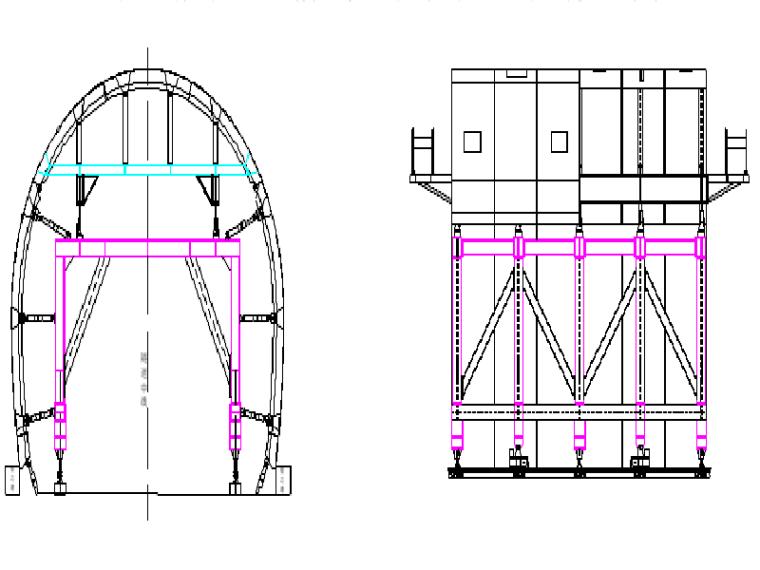 双线隧道施工组织设计