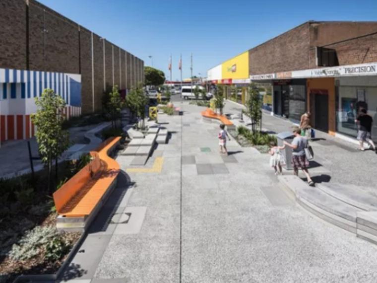 案例分享——国外街道景观设计