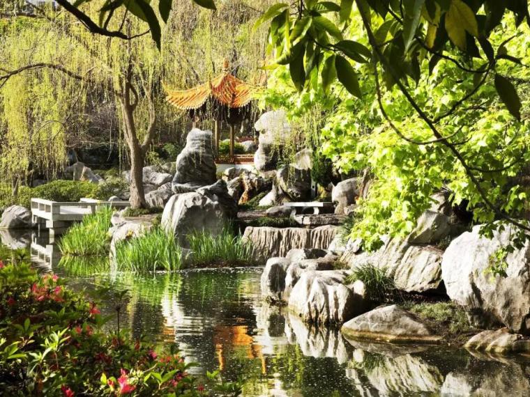 世界园林之母,中国园林艺术之奇观