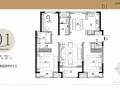 [河南]115平米法式风格样板间室内软装设计方案