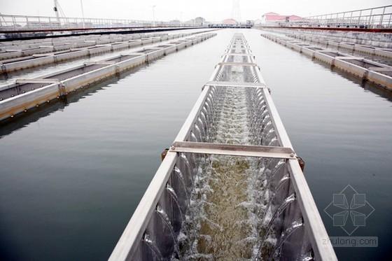 [山东]污水处理厂改扩建工程预算书(附施工图纸)