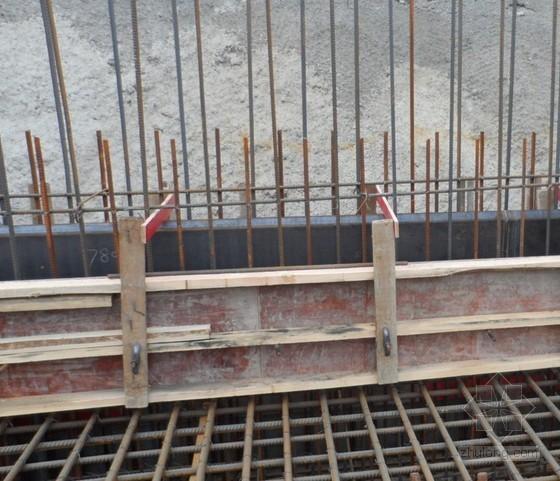 商业广场基础底板混凝土跳仓法施工方案
