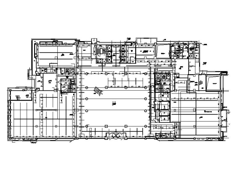湖南27层大厦给排水设计施工图
