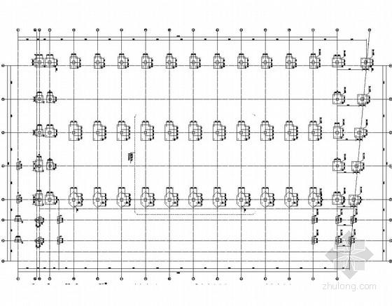[云南]预应力混凝土管桩基础施工图